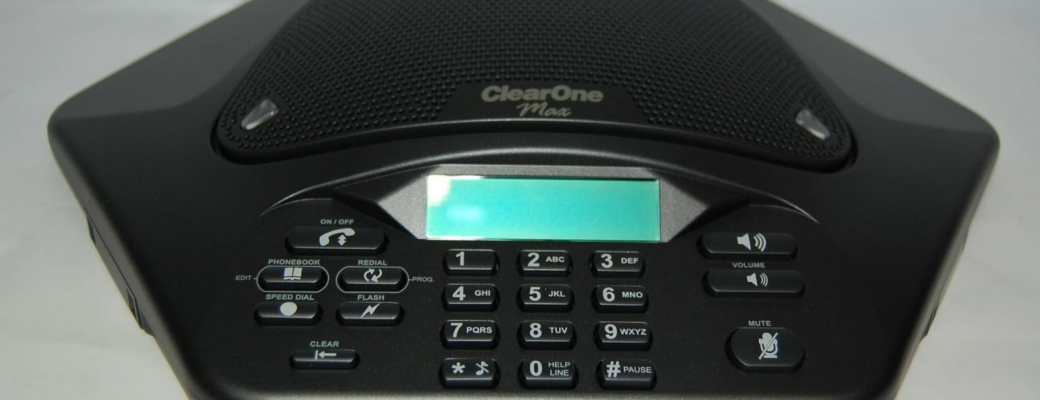 ClearOne MaxPhone